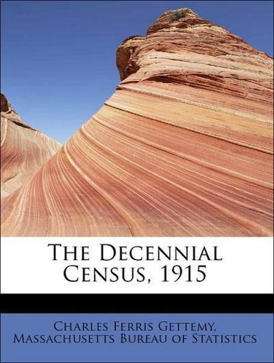 The Decennial Census, 1915