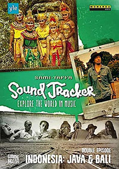 Sound Tracker - Indonesio: Java & Bali, 2 DVDs