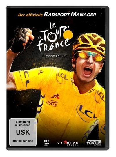 Tour de France 2018: Der offizielle Radsport Manager. Für Windows 7/8/10 (64-Bit)