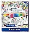 Staedtler - Farbstift ergosoft 24 ST