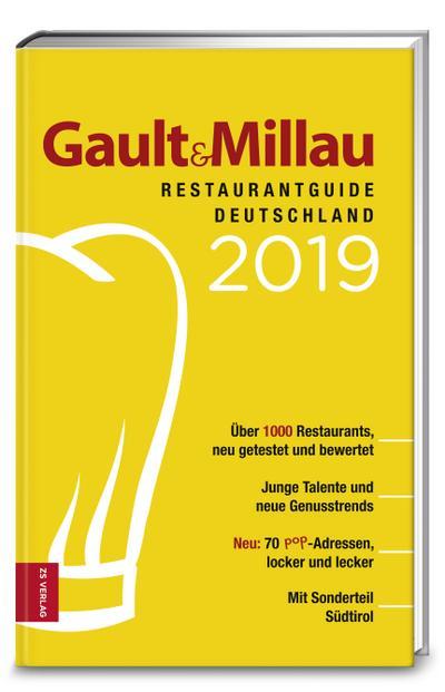 Gault&Millau Restaurantguide Deutschland 2019