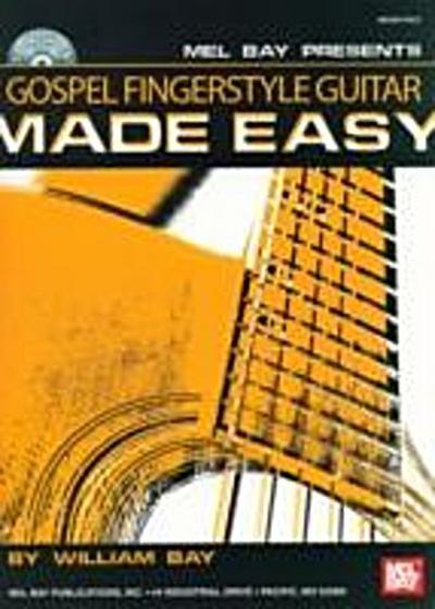Gospel Fingerstyle Guitar Made Easy