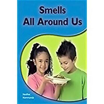 Rigby PM Shared Readers: Leveled Reader 6pk Blue (Levels 9-11) Smells All Around Us Smells All Around Us