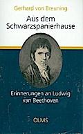 Aus dem Schwarzspanierhause. Erinnerungen an Ludwig van Beethoven.