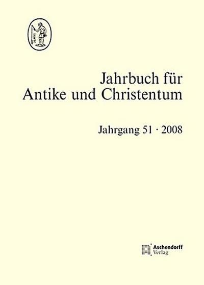 Jahrbuch für Antike und Christentum