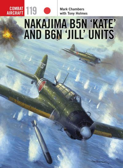 Nakajima B5N `Kate' and B6N `Jill' Units