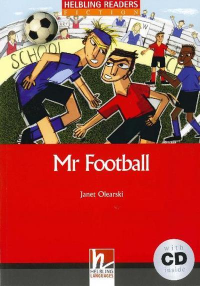 Mr Football, mit 1 Audio-CD. Level 3 (A2)