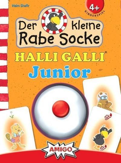 Amigo Kleiner Rabe Socke Halli Galli Junior