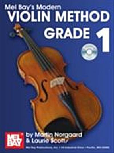 Modern Violin Method Grade 1