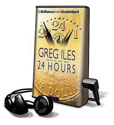 24 Hours [With Earbuds]