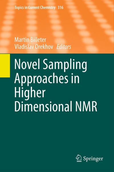 Novel Sampling Approaches in Higher Dimensional NMR