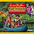 Fünf Freunde und das Geheimnis am Fluss; Blyton E.,FF Geheimnis am Fluss (47) DL; Band 47; Einzelbände; Ill. v. Christoph, Silvia; Deutsch
