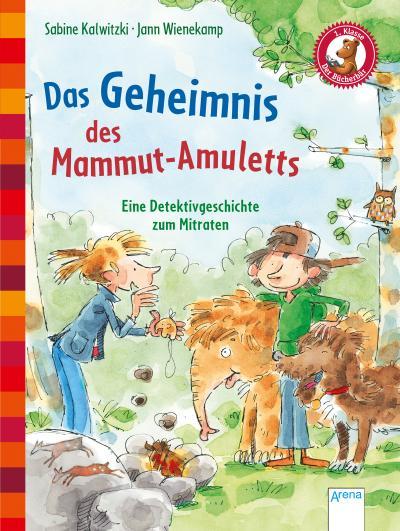 Das Geheimnis des Mammut-Amuletts.