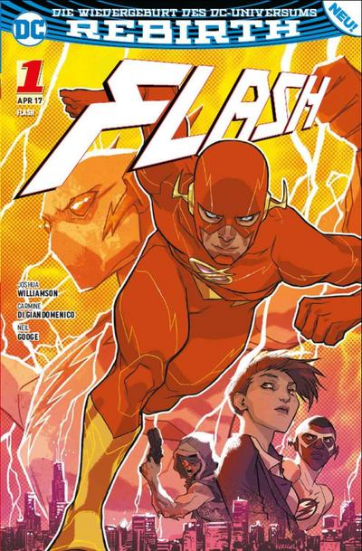 Flash 01 (2. Serie)