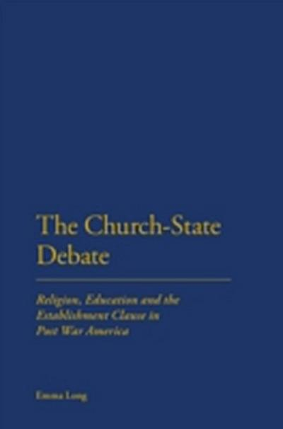 Church-State Debate