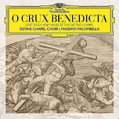 O Crux Benedicta, 1 Audio-CD