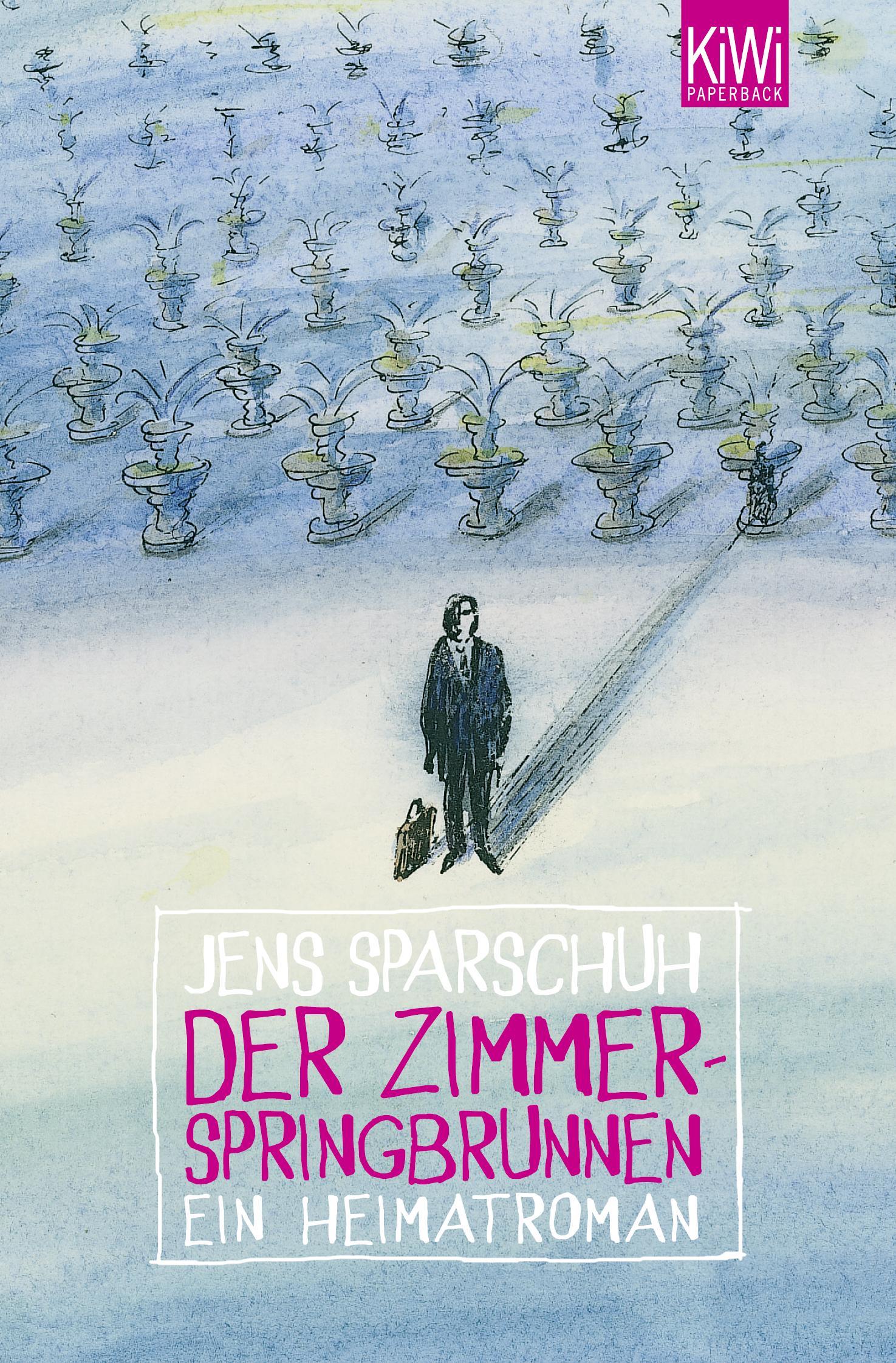 NEU Der Zimmerspringbrunnen Jens Sparschuh 045017
