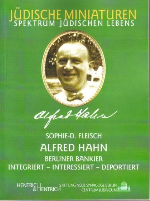 Alfred Hahn (1873-1942) Sophie D Fleisch