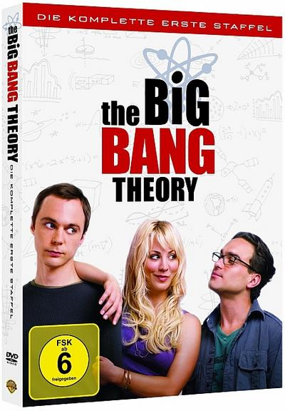 The Big Bang Theory - Die komplette erste Staffel DVD-Box