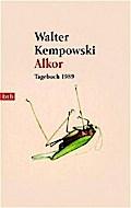 9783442730933 - Walter Kempowski: Alkor - Tagebuch 1989 - Kitap