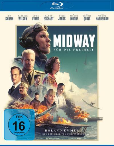 Midway - Für die Freiheit BD
