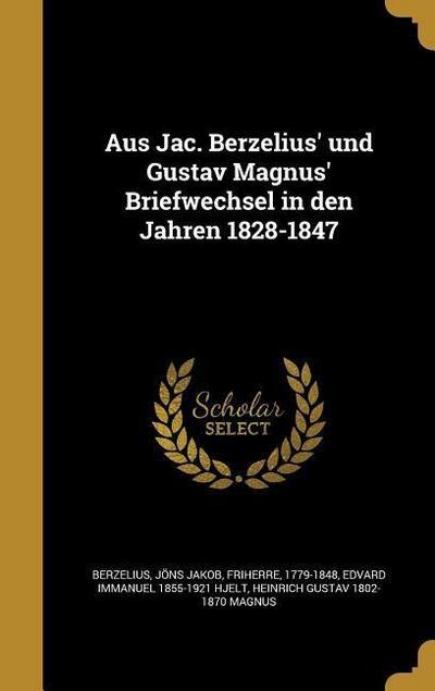 GER-AUS JAC BERZELIUS UND GUST