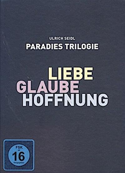 Paradies Triologie - Liebe Glaube Hoffnung DVD-Box