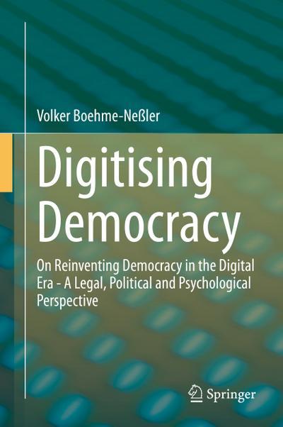 Digitising Democracy