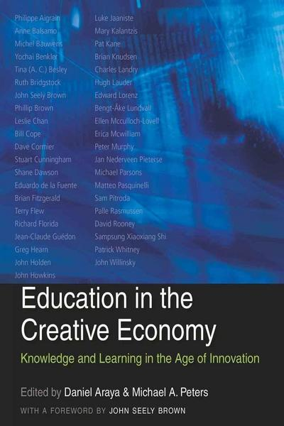 Education in the Creative Economy