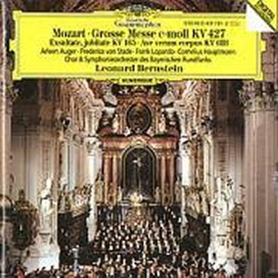 Messe C-Moll Kv 427/+