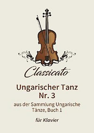 Ungarischer Tanz Nr. 3