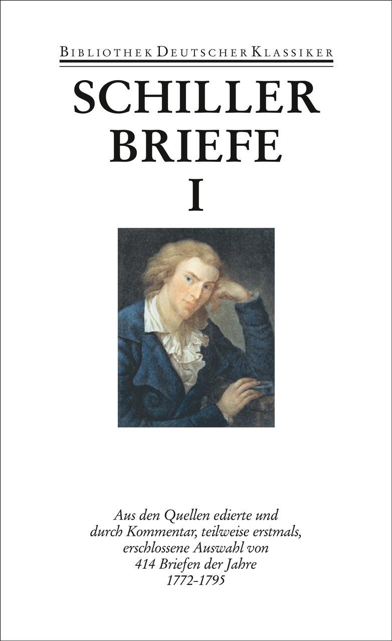 Briefe 1. 1772 - 1795, Georg Kurscheidt
