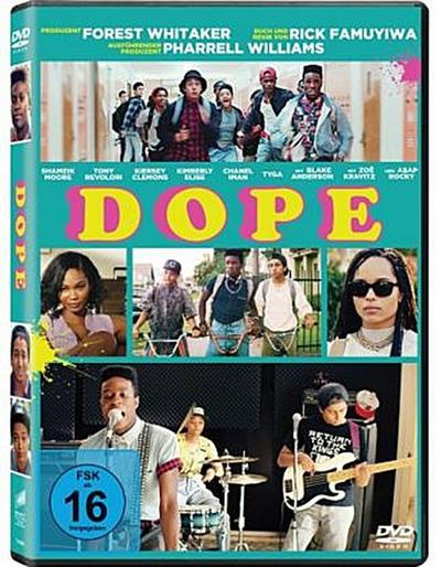 Dope, 1 DVD