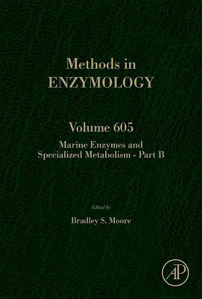 Marine Enzymes and Specialized Metabolism - Part B