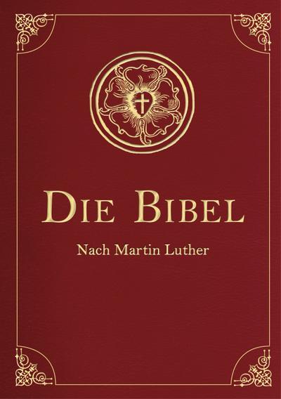 Die Bibel (Geschenkausgabe, Cabra-Leder)