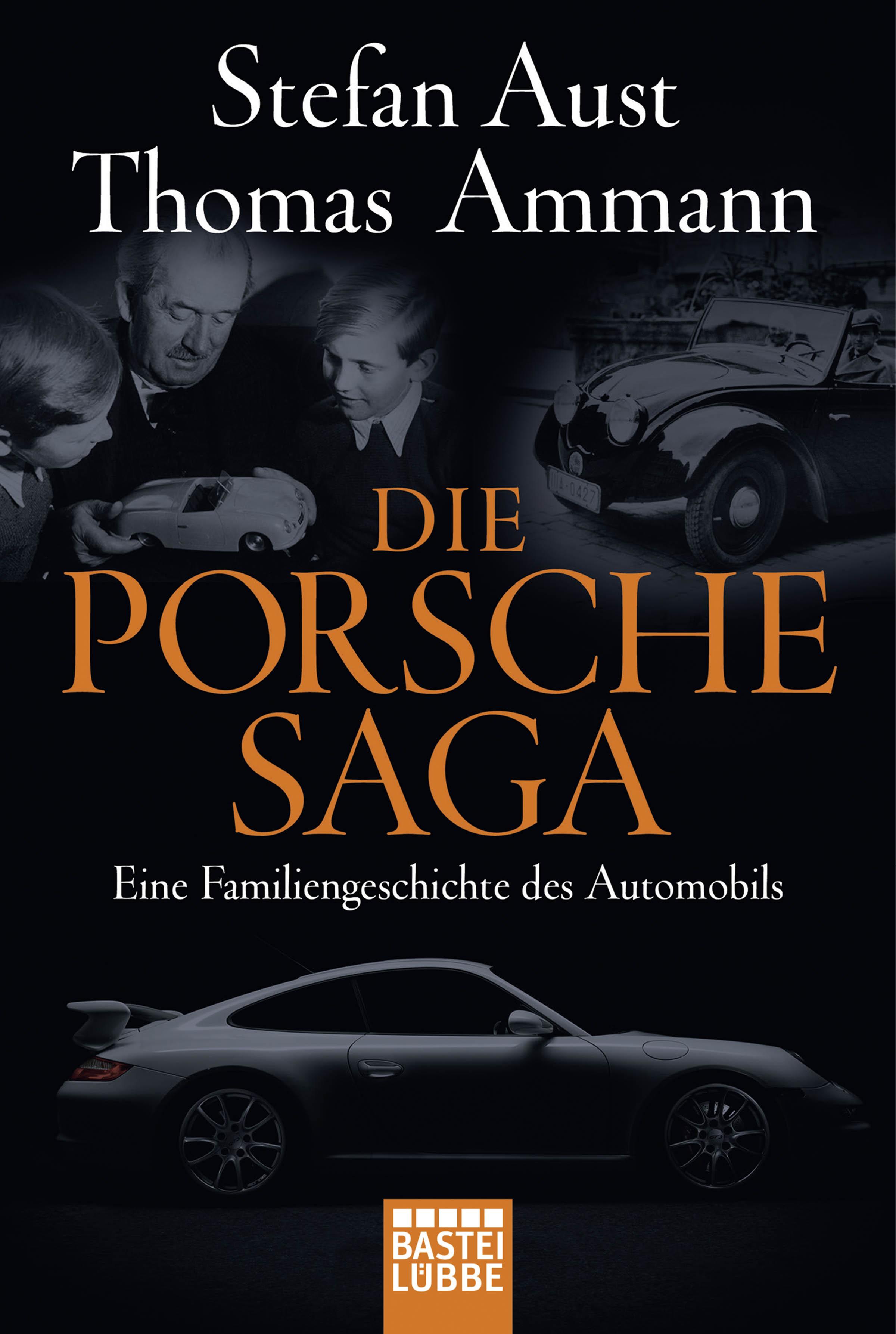 Thomas Ammann / Die Porsche-Saga /  9783404609048