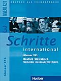 Schritte international 3. Glossar XXL Deutsch - Slowakisch