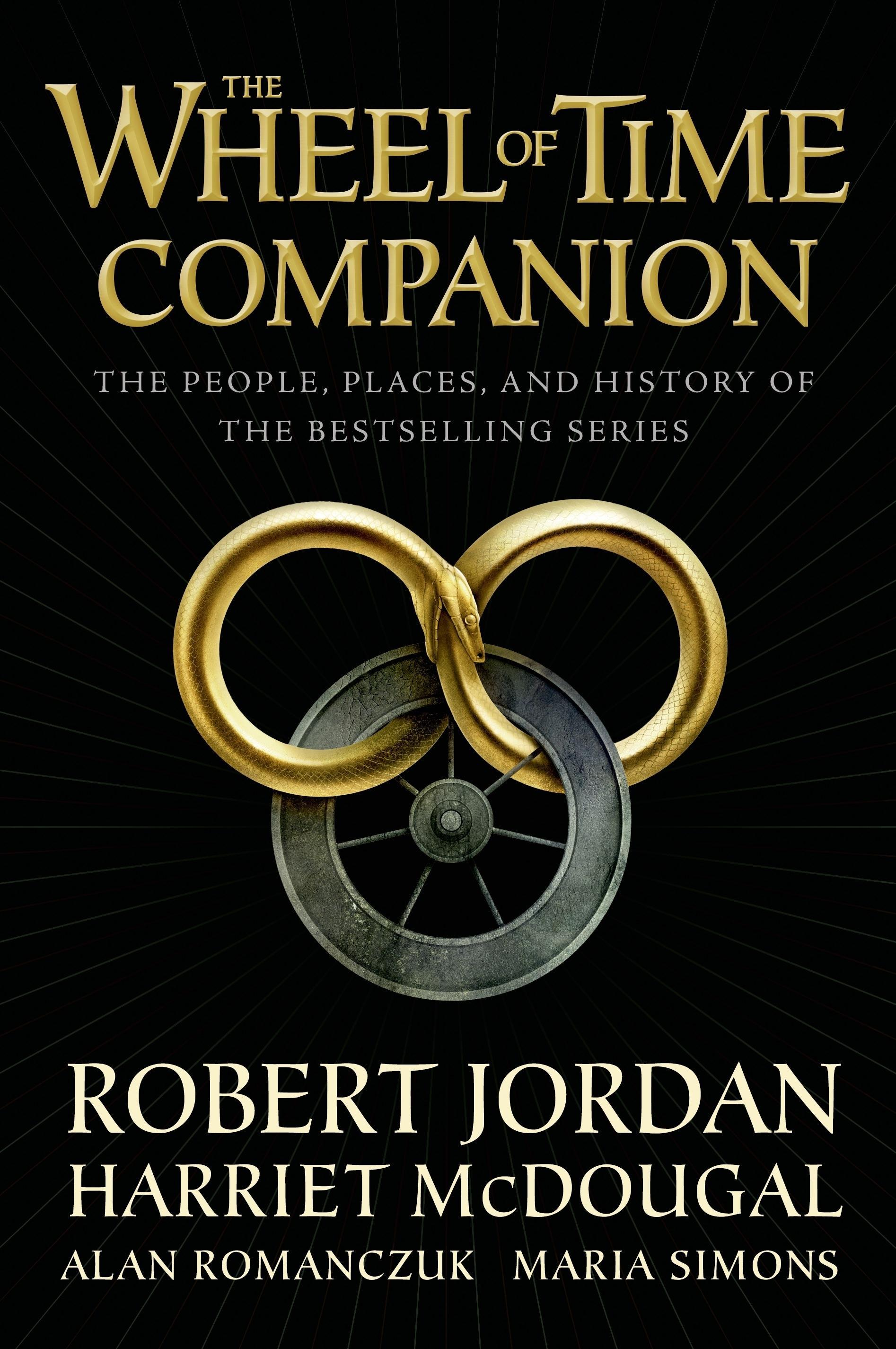 The Wheel of Time Companion, Robert Jordan