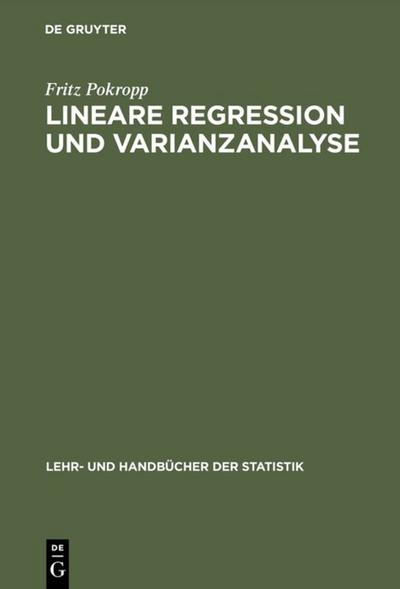 Lineare Regression und Varianzanalyse