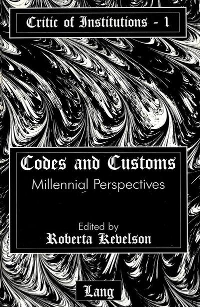 Codes and Customs