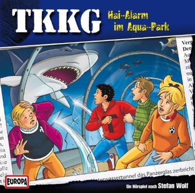 178/Hai-Alarm Im Aquapark