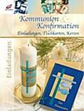 Kommunion & Konfirmation: Einladungen, Tischk ...