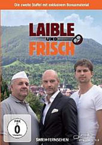 Laible und Frisch - Staffel 2 [2 DVDs]