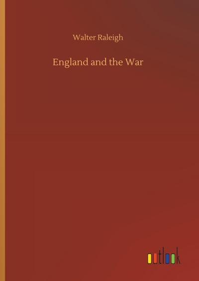 England and the War