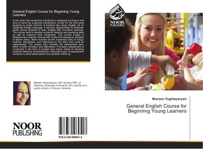 General English Course for Beginning Young Learners