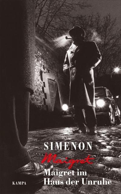 Maigret im Haus der Unruhe