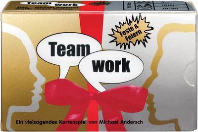 Adlung Spiele 46149 - Teamwork Feste und Feiern