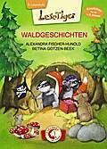 Lesetiger - Waldgeschichten; Großbuchstabenau ...