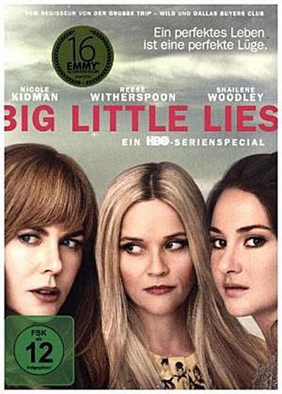 Big Little Lies: Staffel 1