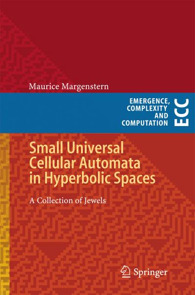 Small Universal Cellular Automata in Hyperbolic Spaces